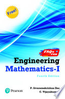 Engineering Mathematics - 1 | Fourth Edition | For Anna University | By Pearson