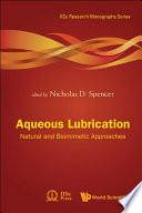 Aqueous Lubrication
