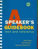 A Speaker S Guidebook 4th Ed E Book Book PDF