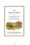 On Santa Cruz Island