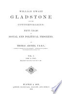 William Ewart Gladstone and His Contemporaries
