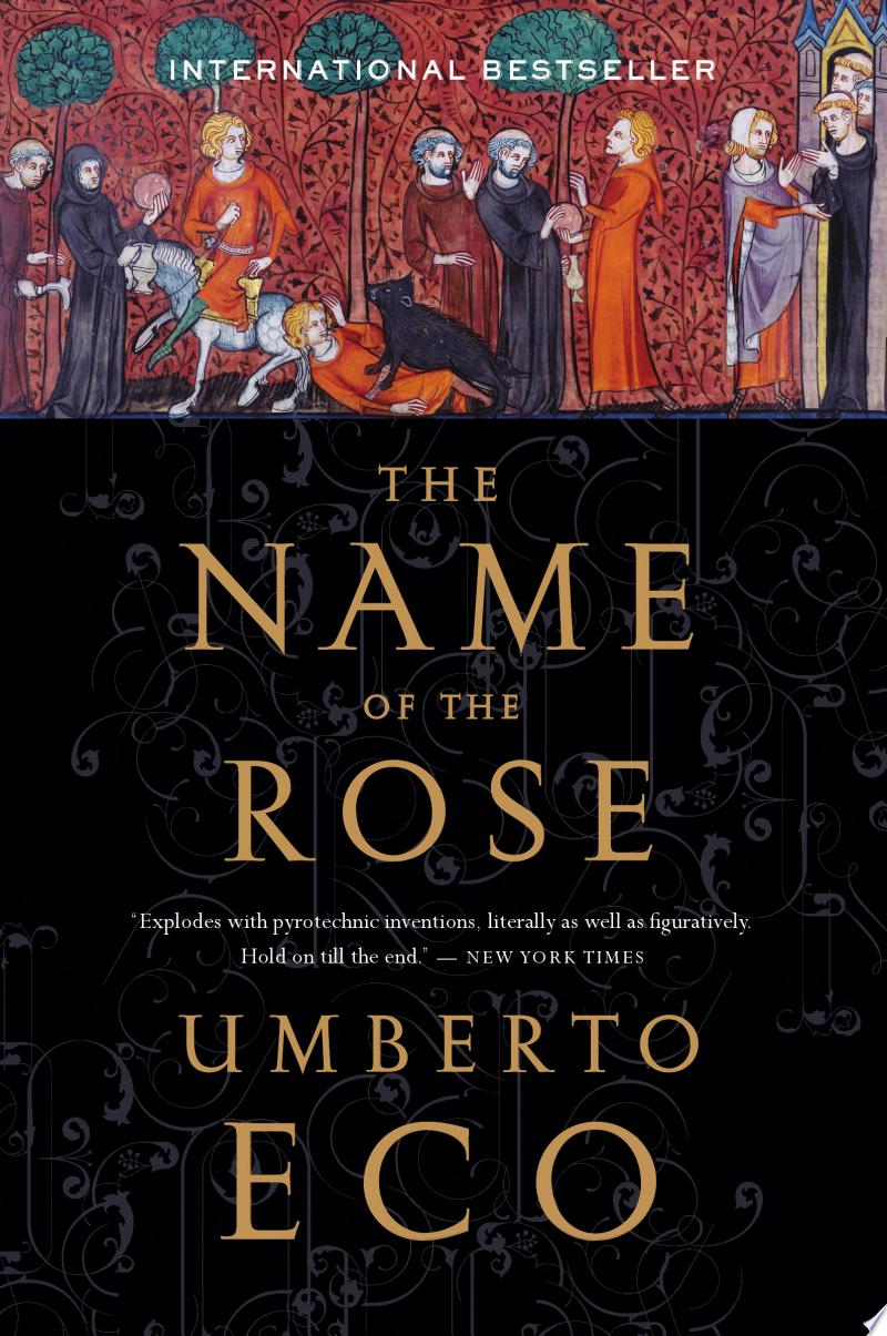 The Name of the Rose image