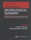 Textbook of Neurological Surgery