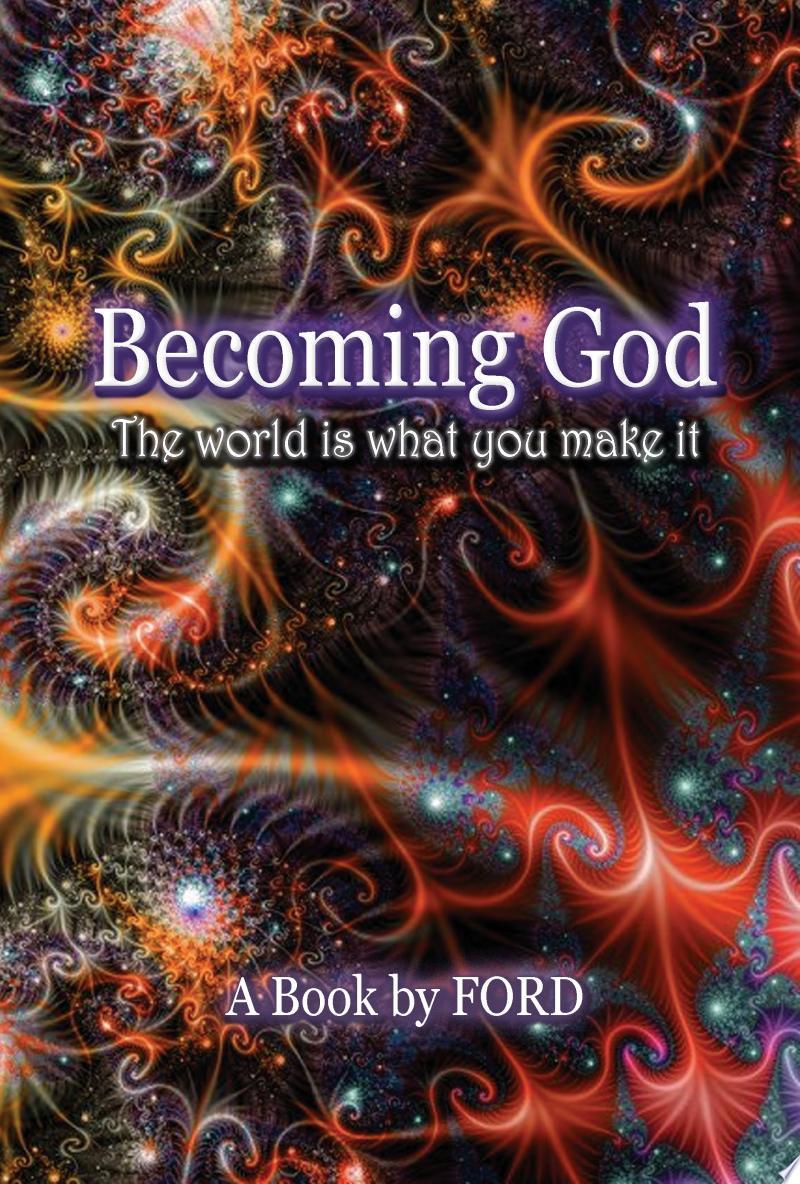 Becoming God banner backdrop