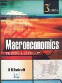 Macroeconomics  3E