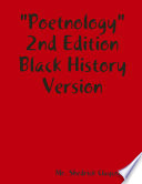 Poetnology   2nd Edition  Black History Version