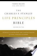 KJV  Charles F  Stanley Life Principles Bible  2nd Edition  eBook