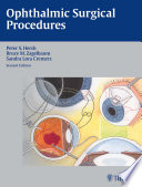 Ophthalmic Surgical Procedures Book