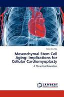 Mesenchymal Stem Cell Aging Book