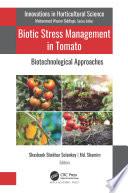 Biotic Stress Management in Tomato