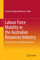 Pdf Labour Force Mobility in the Australian Resources Industry Telecharger