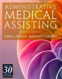 Administrative Medical Assisiting Book Only