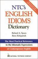 NTC s English Idioms Dictionary