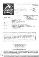 ANGFA Bulletin