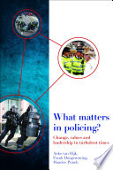 What matters in policing