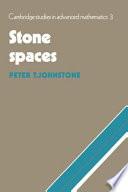 Stone Spaces