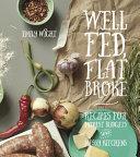 Well Fed  Flat Broke Book