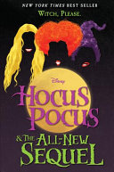 link to Hocus pocus & the all-new sequel in the TCC library catalog