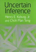 Uncertain Inference ebook
