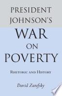 President Johnson s War On Poverty