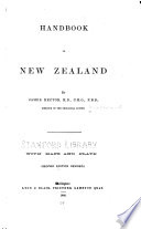 Handbook Of New Zealand Book PDF