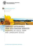 Towards sustainable crop pollination services