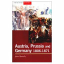 Austria  Prussia and Germany  1806 1871