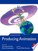 Producing Animation Book