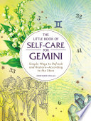The Little Book Of Self Care For Gemini