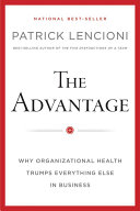The Advantage [Pdf/ePub] eBook