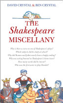 The Shakespeare miscellany