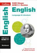 English Language and English Literature