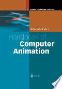 Handbook of Computer Animation Book