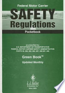 Federal Motor Carrier Safety Regulations Pocketbook (7orsa)