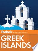Read Online Fodor's Greek Islands For Free