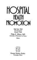 Hospital Health Promotion
