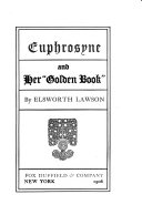 """Euphrosyne and Her """"golden Book"""""""