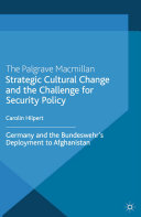 Strategic Cultural Change and the Challenge for Security Policy Book