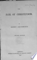 The Fate of Christendom