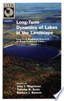 Long term Dynamics of Lakes in the Landscape Book