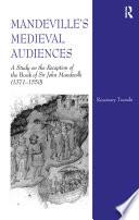 Mandeville s Medieval Audiences