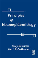 Principles of Neuroepidemiology