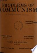 Problems of Communism Book