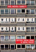 Welfare Words [Pdf/ePub] eBook