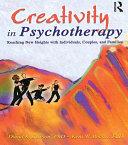 Creativity in Psychotherapy [Pdf/ePub] eBook