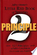 Red Book of Selling Principle 2