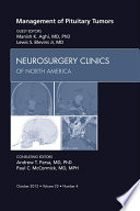 Management Of Pituitary Tumors An Issue Of Neurosurgery Clinics E Book Book PDF