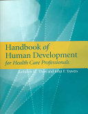 Handbook of Human Development for Health Care Professionals