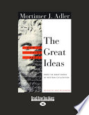 How To Think About The Great Ideas