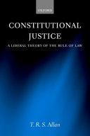 Constitutional Justice
